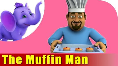 Do you know the Muffin Man? Nursery Rhymes for Children