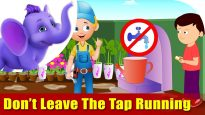 Don't Leave the Tap Running – Environmental Song in Ultra HD (4K)