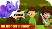 Oh, Hunter, Hunter – Environmental Song in Ultra HD (4K)