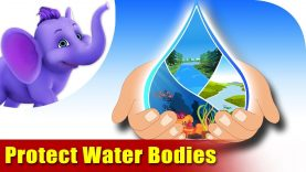 Protect Water Bodies – Environmental Song in Ultra HD (4K)