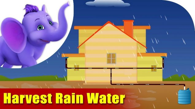 Rain Water Harvesting – Environmental Song in Ultra HD (4K)