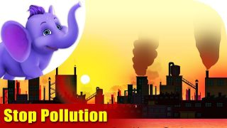 Stop Pollution – Environmental Song in Ultra HD 4K