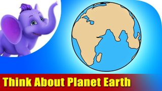 Think About Planet Earth – Environmental Song in Ultra HD 4K