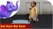 Aai Kom Bai Kom – Bengali Song for Kids in 4K by Appu Series