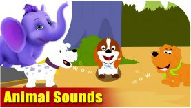 Animal Sounds – Learning song for Children in 4K by Appu Series
