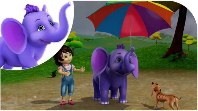 Baarish – Hindi Nursery Rhyme for Kids in 4K by Appu Series