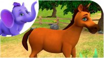 Chal-Chal-Gurram – Telugu Nursery Rhyme for Kids in 4K by Appu Series