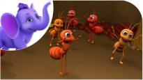 Cheema-Entho-Chinnad – Telugu Nursery Rhyme for Kids in 4K by Appu Series