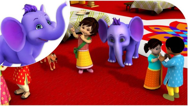 Chemma Chakka – Telugu Nursery Rhyme for Children in 4K by Appu Series