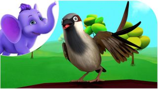 Chidiya Boli – Hindi Nursery Rhyme for Children in 4K by Appu Series
