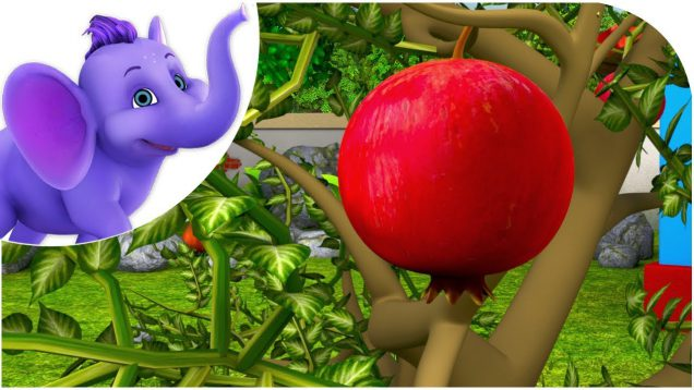 Danimma-Pandu – Telugu Nursery Rhyme for Children in 4K by Appu Series
