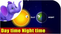 Day Time – Night Time in Ultra HD (4K)