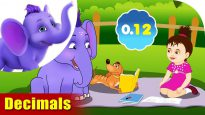 Decimals – Learning song for Children in 4K by Appu Series
