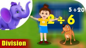 Division – Learning song for Kids in 4K by Appu Series