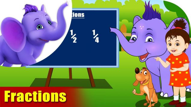 Fractions – A Learning song by Appu (4K)