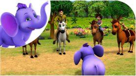 Gudu Gudu Gunjam – Telugu Song for Kids in 4K by Appu Series