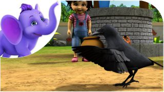 Kaki-Kaki-Kadavala-Kaki – Telugu Nursery Rhyme for Children in 4K by Appu Series