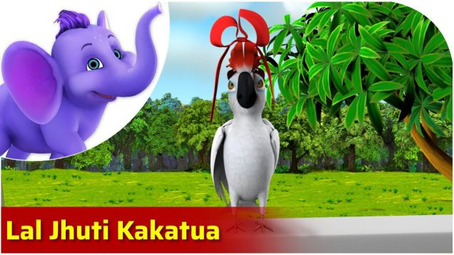 Lal Jhuti Kakatua – Bengali Nursery Rhyme for Kids in 4K by Appu Series