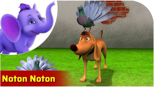 Noton Noton – Bengali Song for Kids in 4K by Appu Series