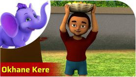 Okhane Kere – Bengali Song for Kids in 4K by Appu Series