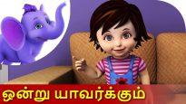 Ondru Yaavarkum – Tamil Nursery Rhyme for Kids in 4K by Appu Series