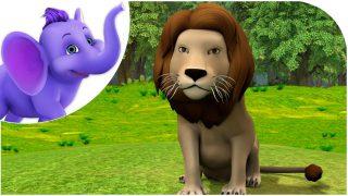 Sher Niraala – Hindi Nursery Rhyme for Children in 4K by Appu Series