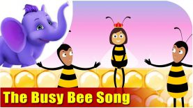 The Busy Bee Song in Ultra HD (4K)