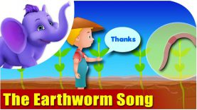 The Earthworm Song in Ultra HD (4K)