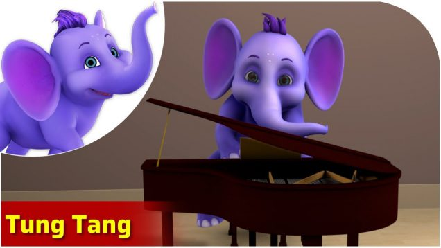 Tung Tang – Bengali Nursery Rhyme for Kids in 4K by Appu Series