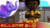 Vatamaana Thatu – Tamil Nursery Rhyme for Kids in 4K by Appu Series