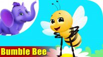 Bumble Bee – A Bug Song (4K)