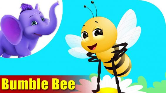 Bumble Bee – A Bug Song (4K)