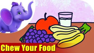 Chew Your food – Song on Learning Science
