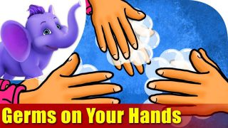 Germs on your hands – Song on Learning Science