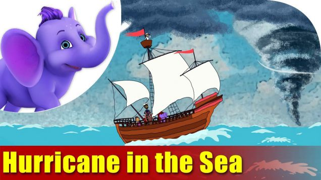 Hurricane in the sea – Song on Learning Science