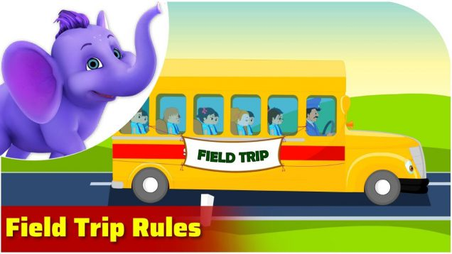 Field Trip Safety Rules