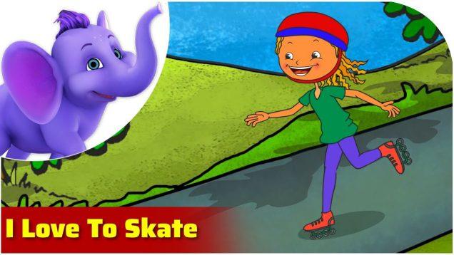 I Love To Skate