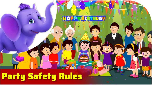 Party Safety Rules