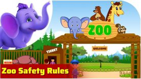 Zoo Safety Rules
